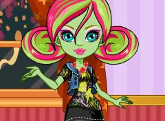 Monster High Limpeza de Pele da Venus