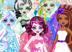 Monster High Noivas