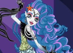 Monster High Sirena Von Boo