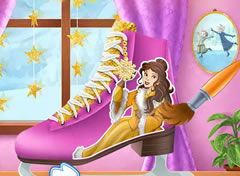 Patins das Princesas da Disney