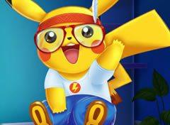 Jogo Pokémon Pikachu Machucado