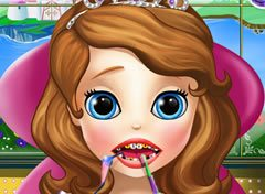 Princesa Sofia no Dentista