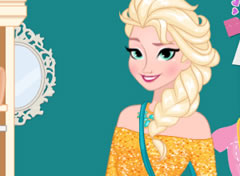 Princesas da Disney Moda do Ano Novo