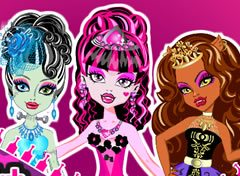Princesas Monster High