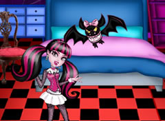 Quarto das Monster High 2