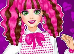 Rapunzel Vestida de Monster High