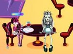 Restaurante Monster High