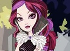 Vista a Reven Queen de Ever After High