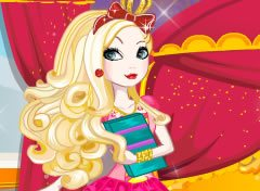 Vista Apple White de Ever After High