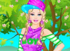 vista barbie para andar de bicicleta jogos online de menina