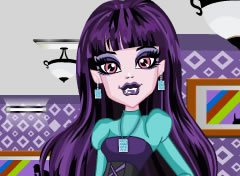 Vista Monster High Elissabat