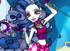 Vista Monster High Sirena