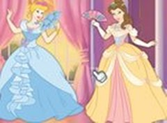 Vista as Princesas
