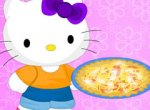 Hello Kitty Torta de Tomate