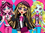 Jogo Look Monster High