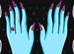 Manicure Monster High