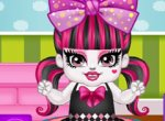 Monster High Bebê Draculaura