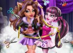 Jogo Monster High Draculaura Alfaiate