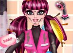 Monster High Draculaura Desarrumada