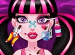 Monster High Draculaura Ferida
