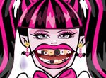 Monster High Draculaura no Dentista