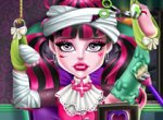 Monster High Draculaura no Hospital