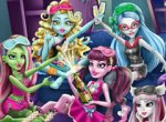 Monster High Festa do Pijama