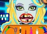 Jogo Monster High Lagoona no Dentista