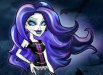 Monster High Spectra Vondergeist no Halloween