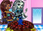 Monster High Torta de Chocolate