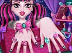 Jogo Monster High Unhas Decoradas