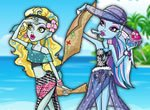Monster High Caça ao Tesouro