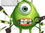 Monstros S.A Mike Wazowski no Dentista