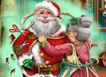 Papai Noel na Costureira