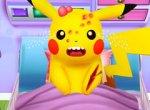 Jogo Pokémon Pikachu no Médico Online Gratis