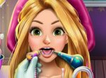 Rapunzel no Dentista