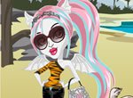 Jogos das monster high: Rochelle Goyle
