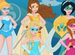 Super Princesas da Disney