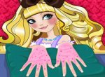 Unhas da Ever After High Blondie Lockes