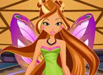 Vista a Winx Flora Fashion