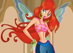 Vista a Winx Bloom