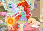 Winx Bloom Fada Bonita